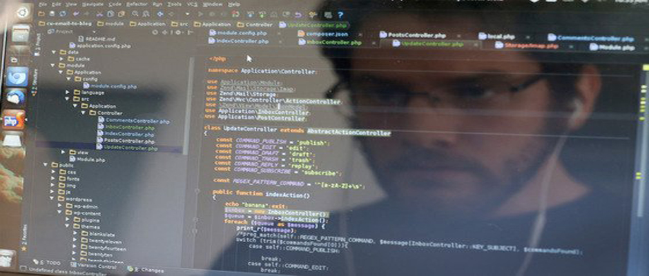Programming in Python, JavaScript and HTML