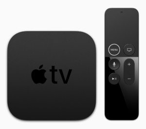 Apple TV 4K Remote